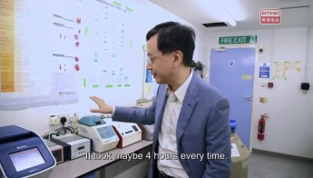 An Explorer in DNA Diagnostics - Dennis Lo I