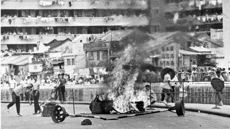 XRL Co-location controversy & HK 1967 Riots