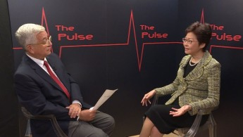 CE Carrie Lam talks to The Pulse on the Policy Address