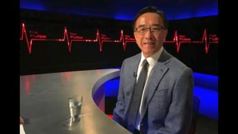 James Tien on national security law & land battles