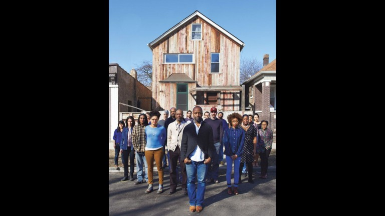 Theaster Gates, WYNG's
