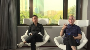 Interview with Taiwanese filmmaker Tsai Ming-liang, Isaac Chong's time and history & in the studio: Patrick Lui & Band